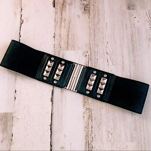 Accessories - 🆕Studded Cinched Waist Belt